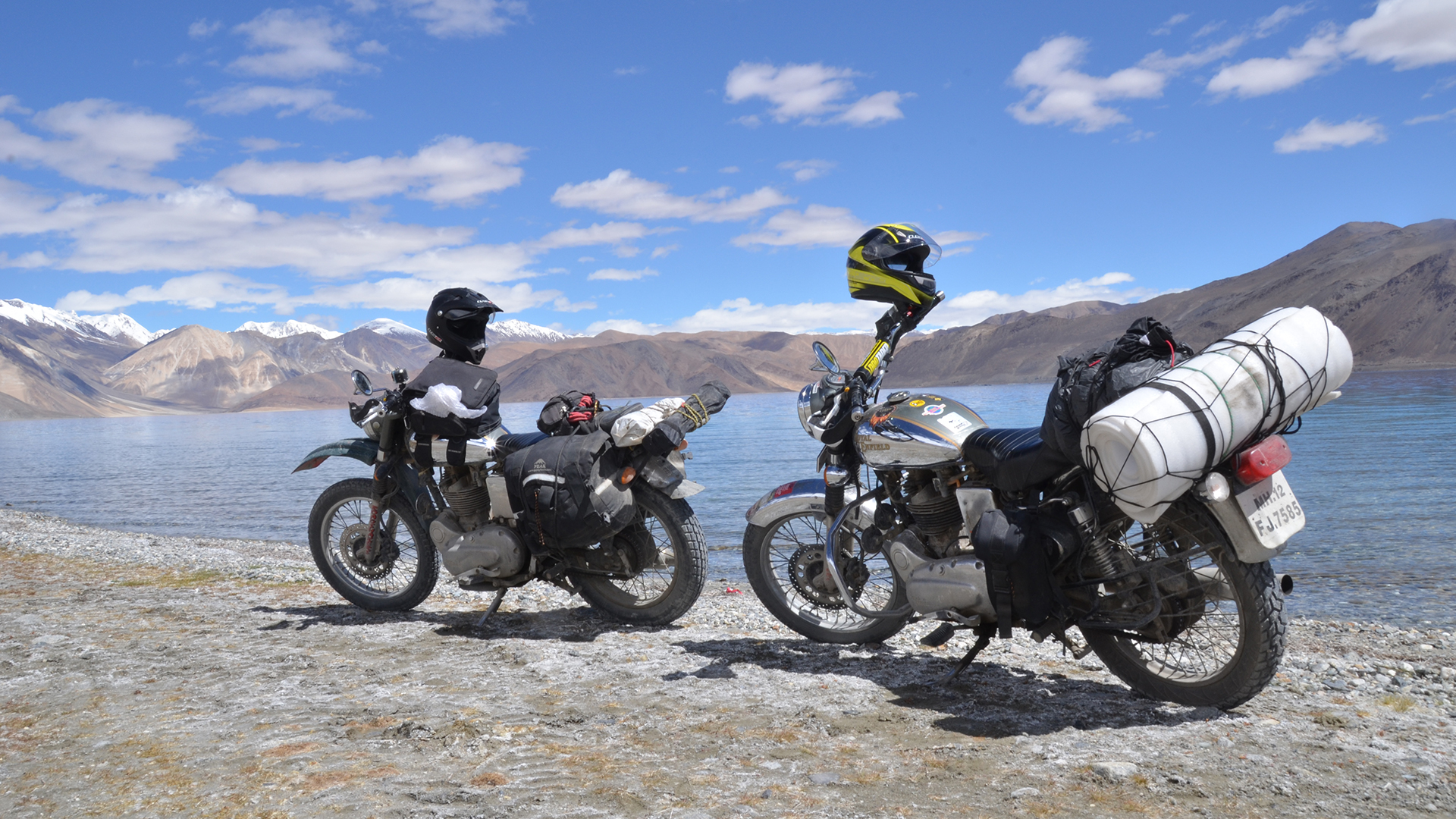 Himalaya Bike Ride- Ladhak