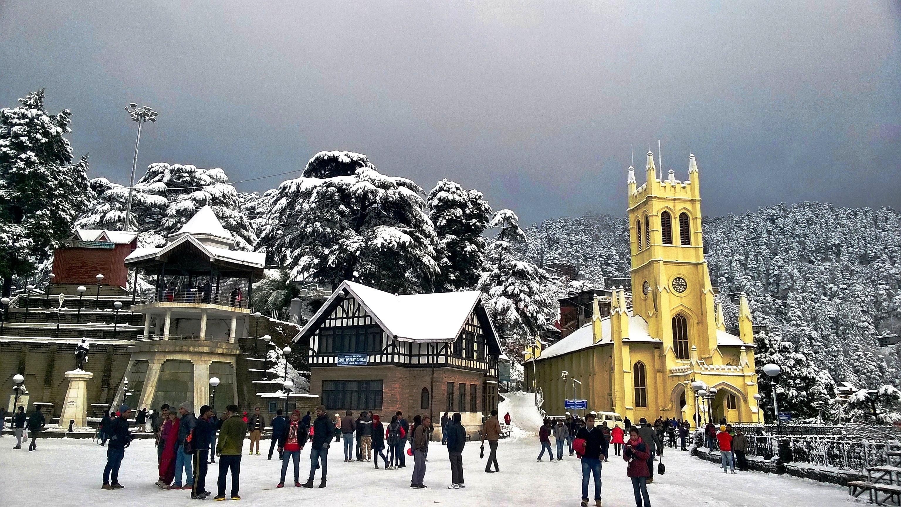 Shimla- The Queen of Hills