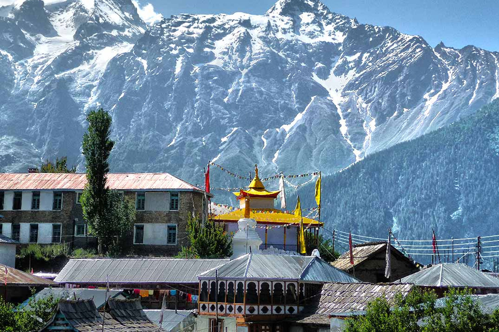 The best places to visit in Kinnaur Valley