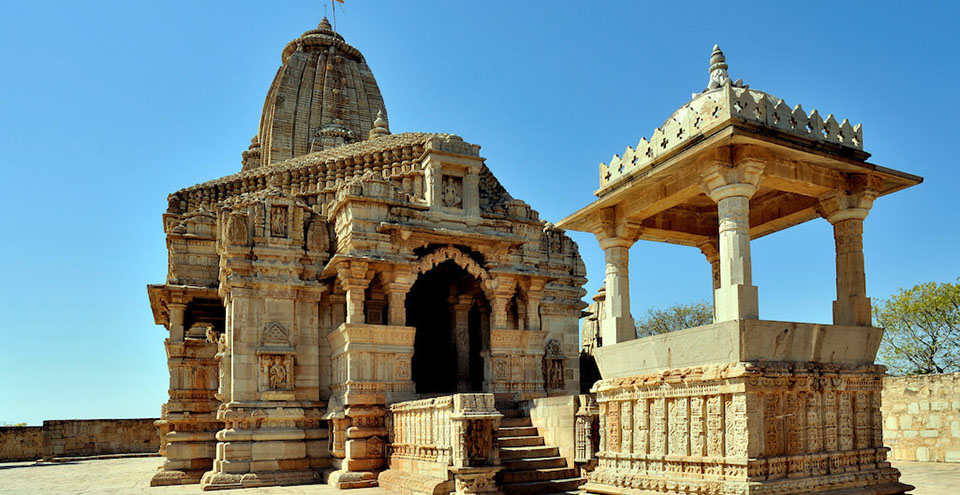 Kumbha shyam temple chittorgarh rajasthan india Asia
