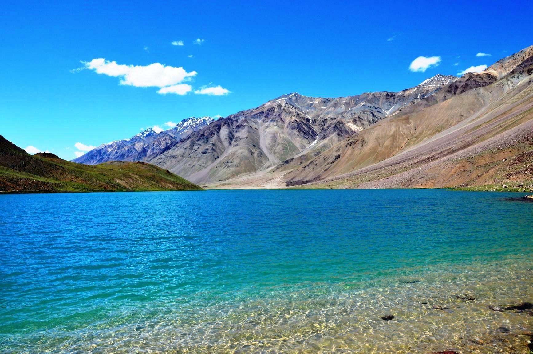 charm-of-chandratal-lake